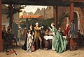 Auguste Serrure - The victory of the crossbow shooter.jpg