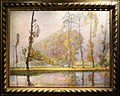 Augusto Carutti di cantogno, paesaggio con specchio d'acqua e buoi, 1900-10 ca. 01.JPG