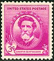 Augustus Saint-Gaudens 1940 Issue-3c.jpg