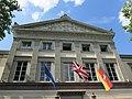 Aula der Georg-August-Universität Göttingen, Besuch von Prinz Andrew Juni 2014.jpg