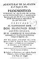 Aventuras de la abadia de el Duque de Alba. Prognostico 1751.jpg