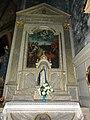 Avesnes-sur-Helpe Nord, Fr) la collegiale, autel N.D. des Mouches.jpg