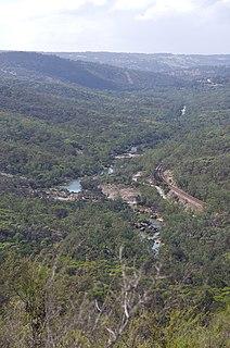 Avon River (Western Australia) river in Western Australia, Australia