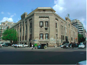 Ministry of Awqaf (Egypt) - Awqaf ministry building