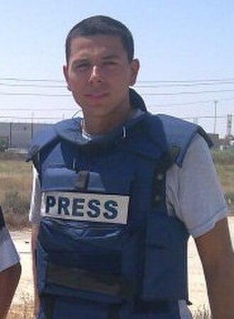 Ayman Mohyeldin - Mohyeldin in Gaza
