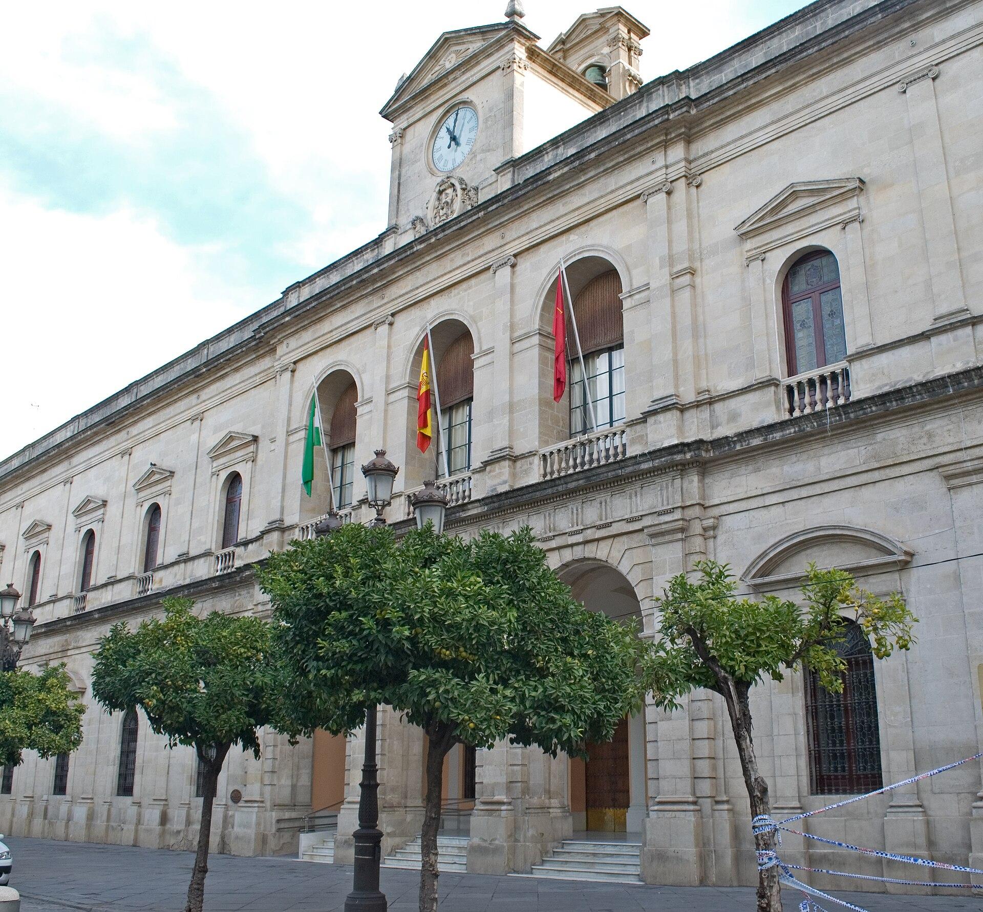 Casa consistorial de sevilla wikimedia commons for Casas de sofas en sevilla