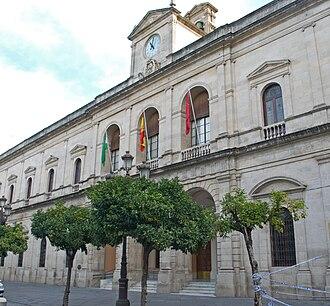 Seville City Council - Image: Ayuntamiento 002