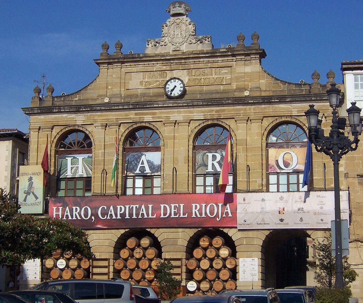 Haro wikipedia la enciclopedia libre for Hotel luxury la rioja