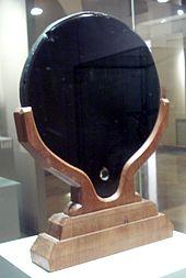 Utilisation de l 39 obsidienne en m soam rique wikip dia for Miroir obsidienne