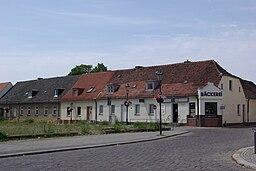 Bäckerstraße in Teltow