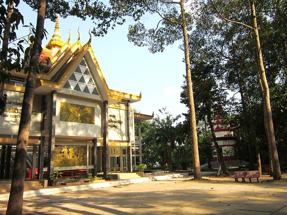 Bảo tàng Khmer ở Trà Vinh
