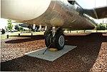 B-45 Tornado nose gear (5087764741).jpg
