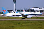 B-6651 - China Southern Airlines - Airbus A320-232 - CAN (16606406770).jpg