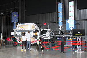 B330 - Mock-up of the B330