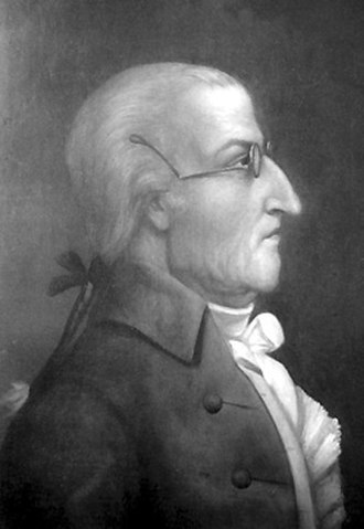 Benjamin Chew - Benjamin Chew, Chief Justice of the Supreme Court of the Province of Pennsylvania