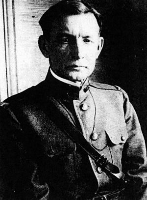 Charles G. Dawes - Gen. Charles Dawes during World War I
