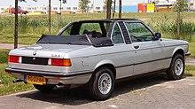 BMW 3 Series E21  Wikipedia