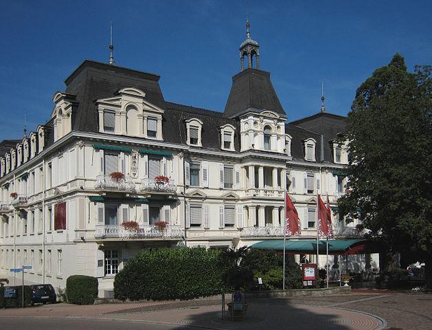 Deutschland Schwarzwald Hotel Hirsch