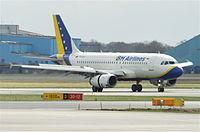 TC-JLR - A319 - Turkish Airlines