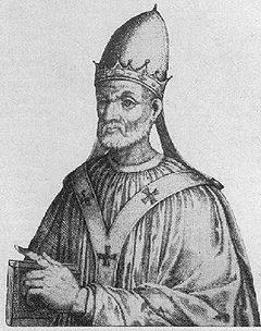 Image du pape Martin IV
