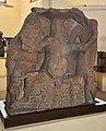 Bacchanalian Kubera - Circa 1st Century CE - Pali Khera - ACCN 00-C-2 - Government Museum - Mathura 2013-02-24 5962.JPG