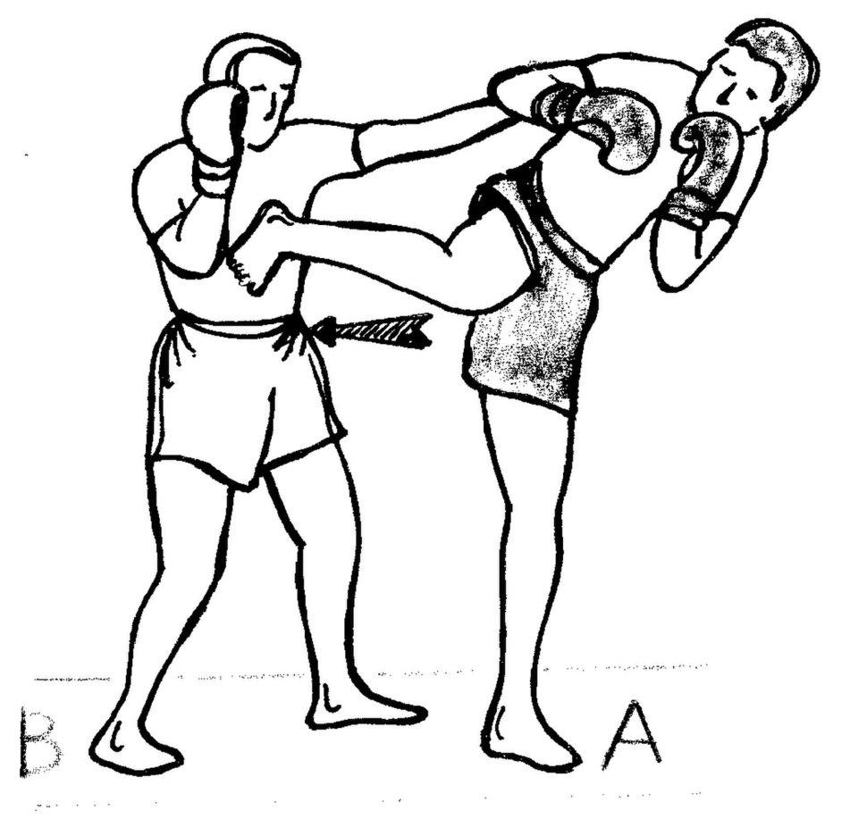 Back-kick