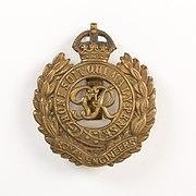 Badge, regimental (AM 790954-1).jpg