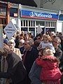 Bagshot Village Banking Protest 07 March 2009.JPG