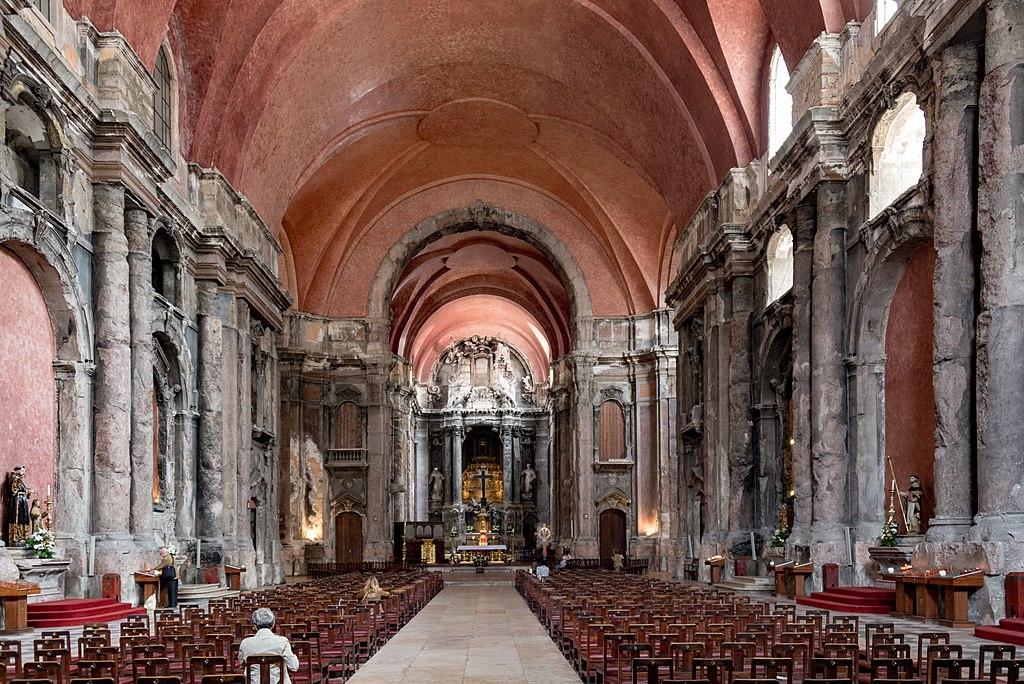 Eglise São Domingos de Lisbonne - Photo de xiquinhosilva