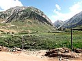Balakot Mansehra. Mountain curves & gorges in the valleys 02.jpg