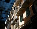 Balcons, Corfú.JPG