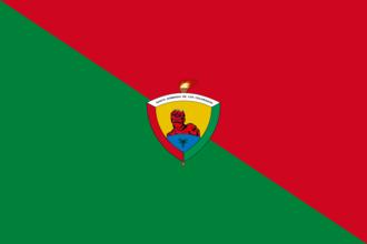 Santo Domingo, Ecuador - Image: Bandera de Sto. Domingo de los Colorados