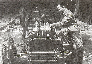 Bandini 1100 - Ilario Bandini to work on the 1100 sports