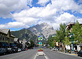Banff Avenue - Cascade Mountain01.jpg