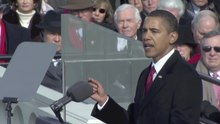 ファイル:Barack Obama inaugural address.ogv