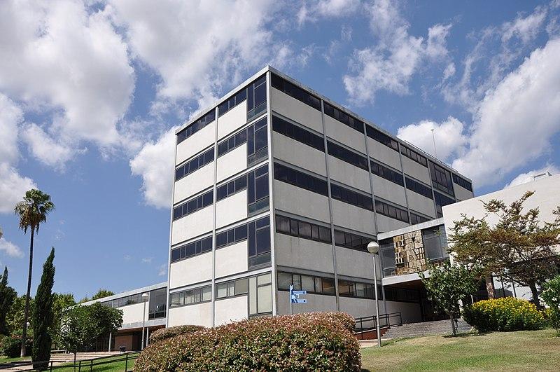 Barcelona. University of Barcelona, faculty of Law. Lopez I%C3%B1igo, Subias Fages and Gir%C3%A1ldez D%C3%A1vila, architects (1958) (14958318511).jpg