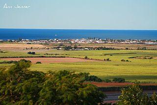 Qunaba, Queensland Suburb of Bundaberg Region, Queensland, Australia