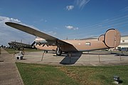 Barksdale Global Power Museum September 2015 11 (Consolidated B-24J Liberator).jpg