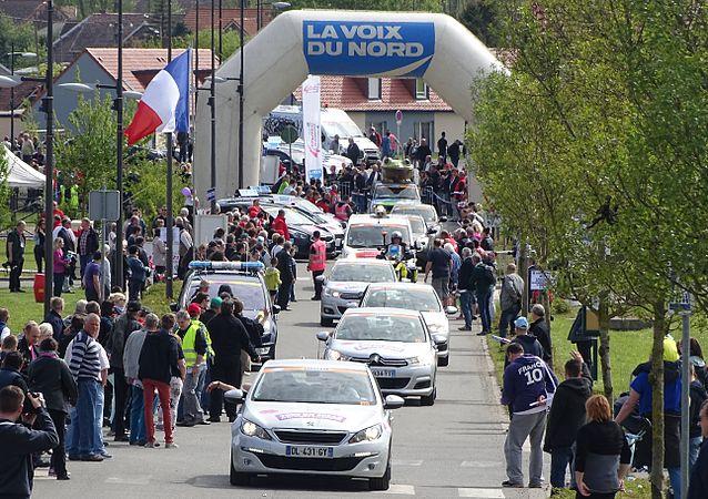 Barlin - Quatre jours de Dunkerque, étape 3, 8 mai 2015, départ (A40).JPG