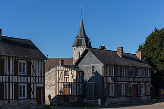 Barneville-la-Bertran Commune in Normandy, France