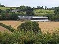 Barns at Woolsgrove (geograph 2516293).jpg