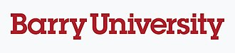 Barry University - Image: Barry University Logo