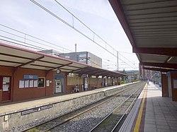 Basauri - Estación de Ariz (Euskotren).jpg