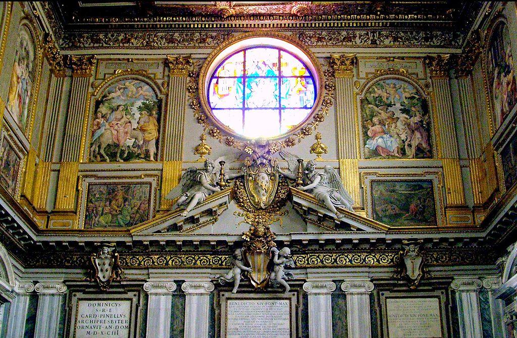 Basilica di Santa Maria Maggiore6.JPG