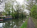 Basingstoke Canal and Ash Railway Bridge - geograph.org.uk - 1251100.jpg