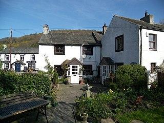 Bassenthwaite Human settlement in England