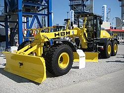 Bolinder-Munktell macchinari agricoli e da cantiere 250px-Bauma_2007_Grader_HBM_2