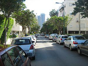Bavli - Hazohar street, Bavli