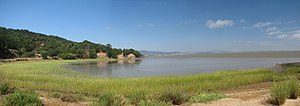 China Camp State Park - Image: Bay view from China Camp Park