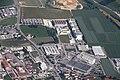 Bayern-Landshut-Vilsbiburg Industriegebiet Dräximaier from southeast IMG 9006.JPG